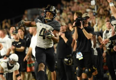 2021 NFL Draft Scouting Report: Rondale Moore, WR, Purdue